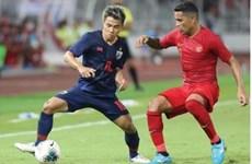 2022年世界杯亚洲区预选赛G组: 泰国3-0大胜印尼 阿联酋2-1逆转马来西亚