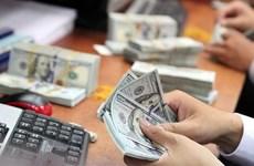 9月12越盾对美元汇率中间价上调8越盾