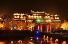 卢森堡协助越南顺化市安装Led街道路灯照明系统