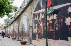 河内拟对冯兴街拱桥进行修改  打造独特文化空间