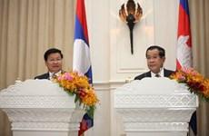 柬埔寨与老挝一致同意把关系提升为长期全面战略伙伴关系