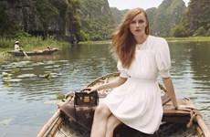 越南多个旅游景点成为路易•威登品牌宣传片中的取景地
