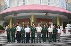 越南与日本为举行重型工兵装备训练做好准备