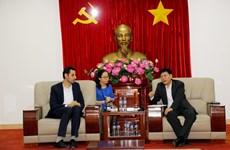越南平阳省与世行多措并举确保各项目的施工进度