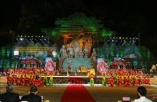 2019年宣城文化节暨国家级非物质文化遗产联欢会在宣光市隆重开幕