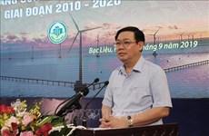 越南政府副总理王廷惠:以人民为新农村建设的主体