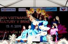 富有越捷友谊之情的越南文化日在南摩拉维亚州举行