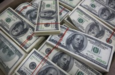 9月16日越盾对美元汇率中间价下调3越盾