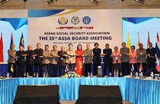 越南在东盟社会民生保障协会主席任期里作出巨大贡献