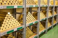 9月17日越南黄金价格跌至4200万越盾以下