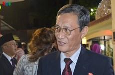 越南在建设和平过程中发挥积极作用
