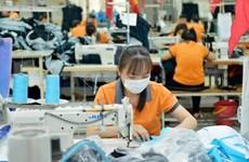 越南是全球10大纺织品服装出口国之一