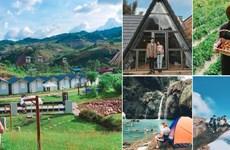 木州县推出新旅游产品   助推地方旅游业发展