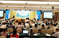 越南促进可持续的能源转型