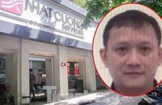 越南对日强移动公司经理裴光辉发布红色通缉令