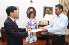 进一步巩固与发展越南塞舌尔友好合作关系