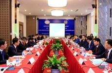 越南国家银行与老挝中央银行加强合作