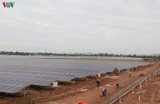 加快发展越南可再生能源