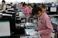 手机和零部件仍是越南向韩国出口最多的商品