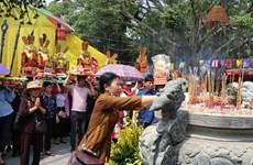 越南旅游:2019年海阳省昆山-劫泊秋季庙会接待游客近12 万人次