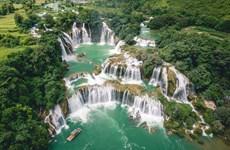 板约—— 东南亚最雄伟的瀑布