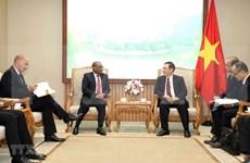 王廷惠副总理:进一步加强越南与南非和尼日利亚之间的关系