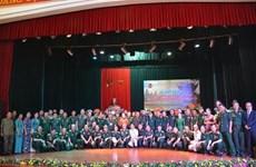 越南志愿军出色完成援柬国际任务30周年纪念活动在河内举行