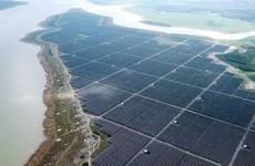 同奈省提议在治安湖中建设8个太阳能发电站