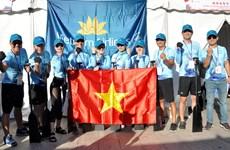 越航龙舟队出征2019年上海世界华人龙舟邀请赛