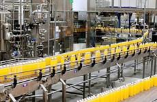 越南食品加工与包装业年均增长15-20%