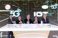 Viettel在胡志明市开展第五代移动通信网络