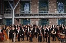 伦敦交响乐团连续第三年在河内巡演