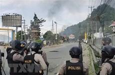印尼巴布亚省发生的骚乱造成20人死亡