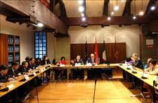 越南国会副主席冯国显对意大利进行工作访问