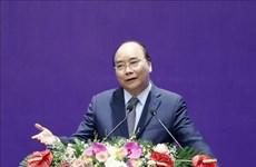 阮春福总理:为机械企业创造发展空间