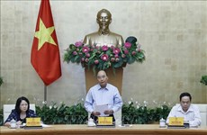 越南政府总理阮春福:对竞赛奖励工作改革5周年进行总结和评估