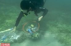反海洋塑料垃圾运动
