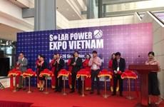 2019年越南太阳能展在河内开幕