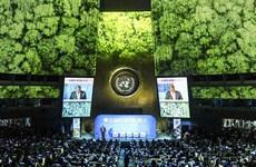 东盟承诺同世界一道努力有效应对气候变化