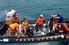 菲律宾长滩岛发生翻船事件致7人死亡