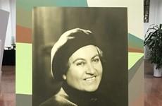 关于智利女诗人加夫列拉·米斯特拉尔的展会在河内正式开幕