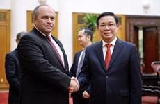 越南与白俄罗斯进一步加强经贸投资合作