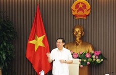 越南政府副总理王廷惠:完善吸引FDI 的相关法律   着力加快公共资本到位进度