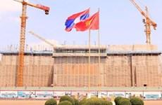 老挝新国会大厦——越老两国团结的象征