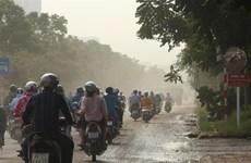 河内环境保护分局:空气质量差主要由粉尘污染造成