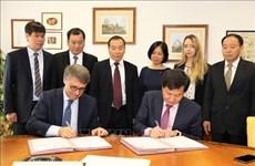 越南与意大利加强反腐败领域的合作力度