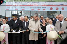 在法国推广越南文化