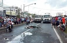 今年前9月全国发生12675起  交通事故数量