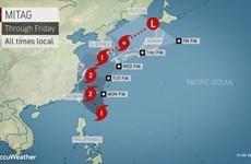 越航因遭受台风米娜影响而调整航班执行计划