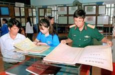 """平顺省举行""""黄沙与长沙归属越南——历史证据和法律依据"""" 资料地图展 强化主权意识"""